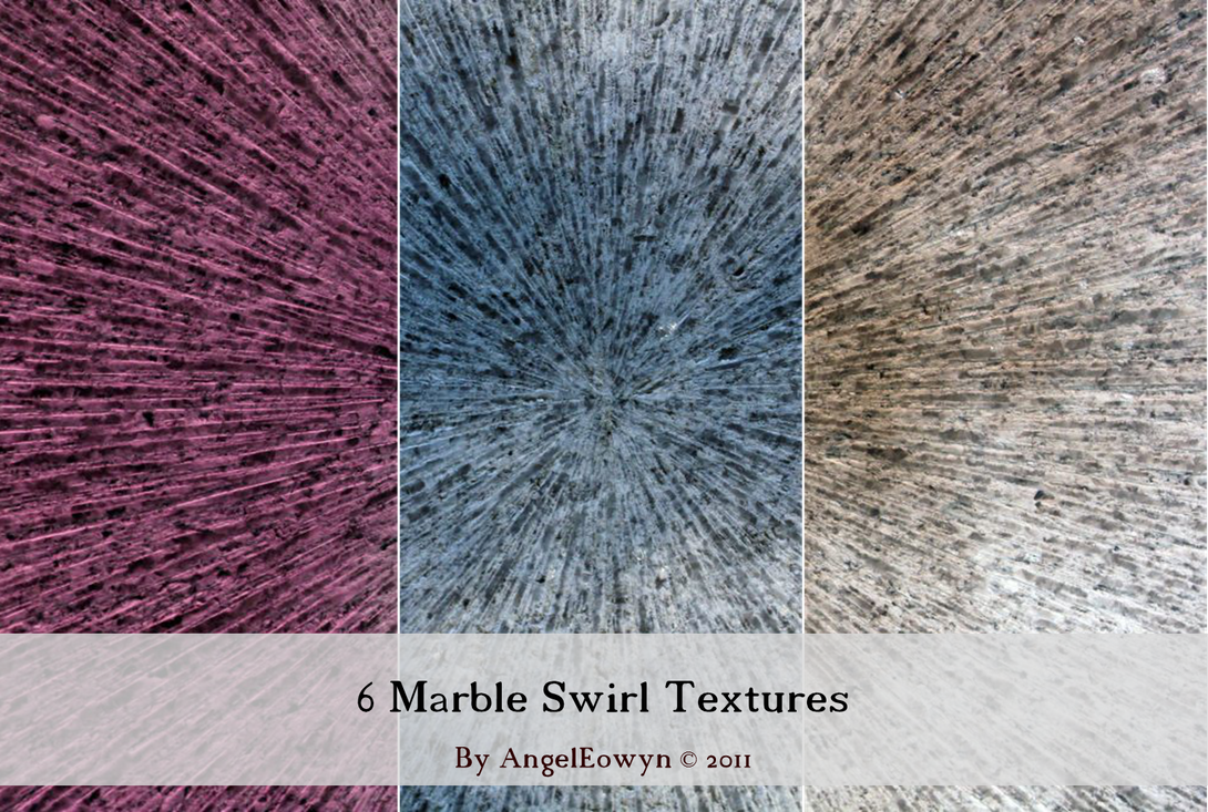 Marble Swirl Texture Pack by AngelEowyn