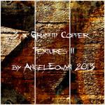 Graffiti Copper Texture Pack 2