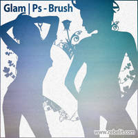 Brush Glam by alinema