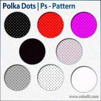Polka Dot Patterns by alinema