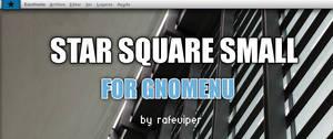 Star Square Small for GnoMenu