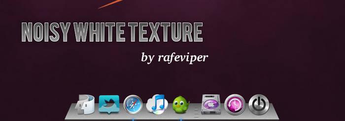 Noisy White Texture for Docky by rafeviper