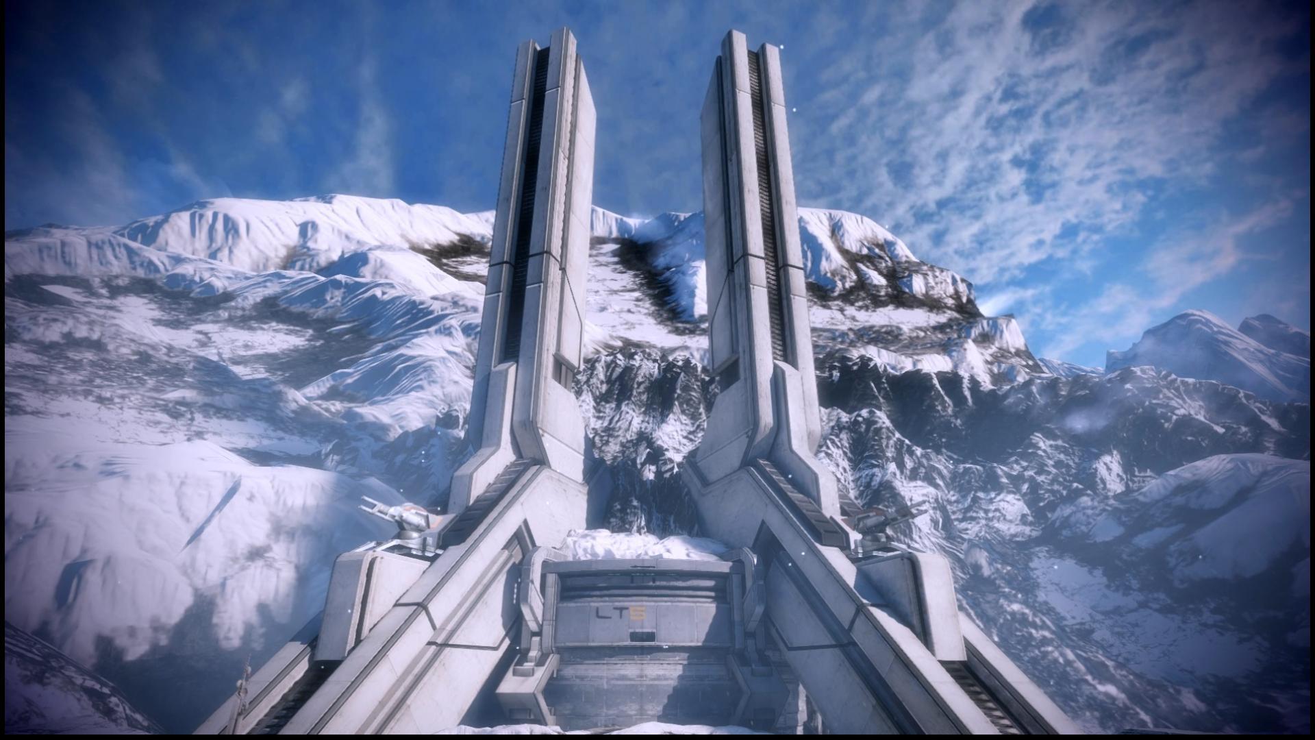 Mass Effect 3 Gellix Dreamscene by droot1986