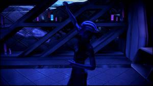 Mass Effect 3 Dancing Asari Dreamscene