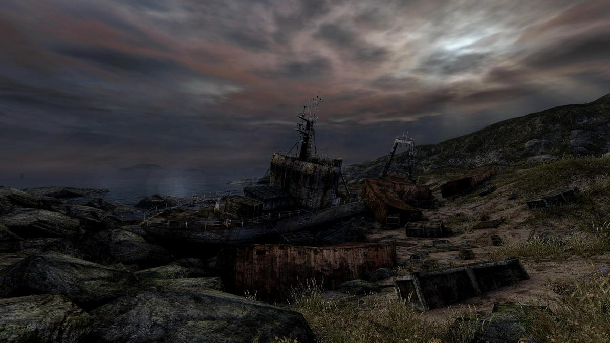 Dear Esther Dreamscene 02 by droot1986