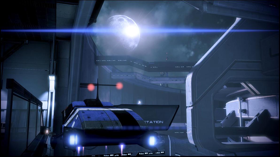Mass Effect 3 Sanctum Dreamscene by droot1986