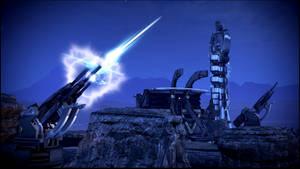 Mass Effect 3 Rannoch Firing Guns Dreamscene