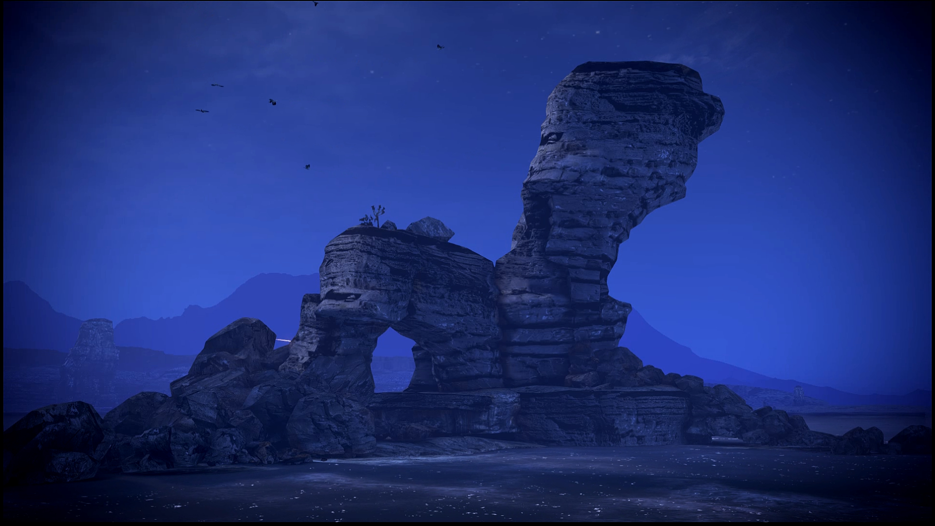 Mass Effect 3 Rannoch Dreamscene by droot1986
