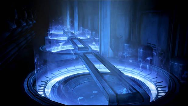 Mass Effect 3 Omega Mines Dreamscene