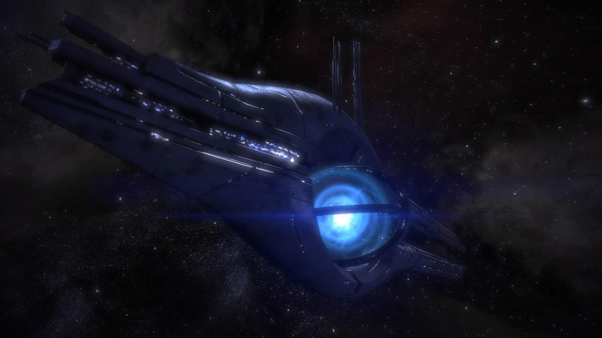 Mass Effect Mass Relay Dreamscene by droot1986