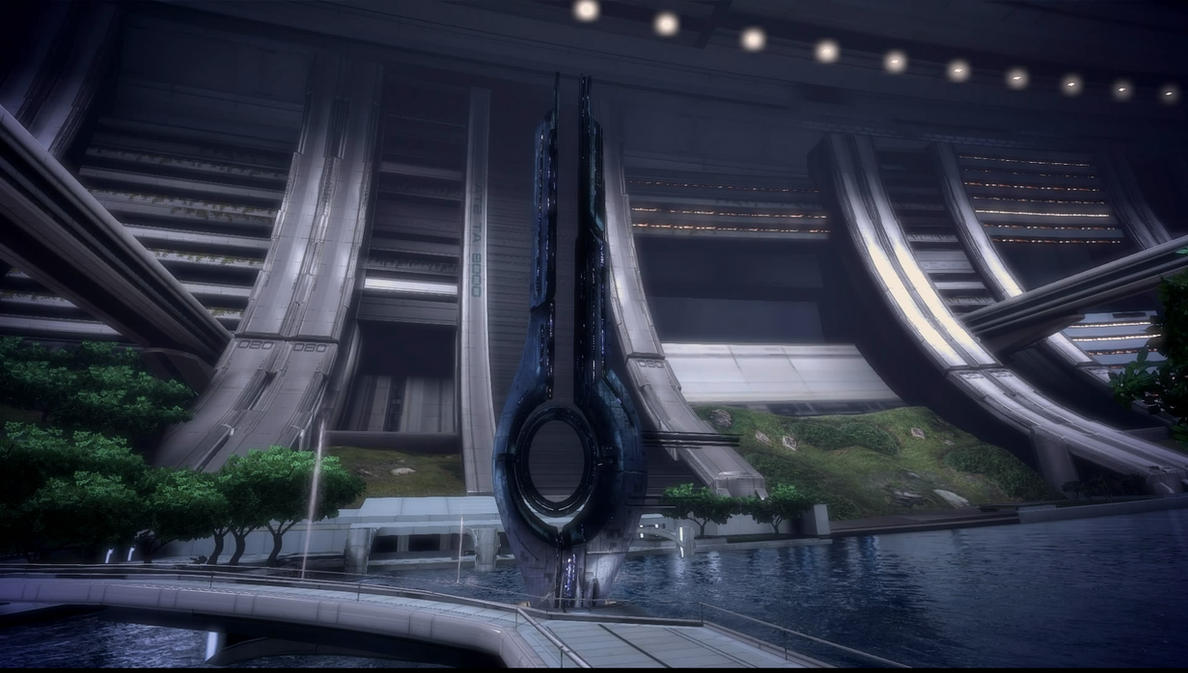 Mass Effect 1 Conduit Dreamscene by droot1986