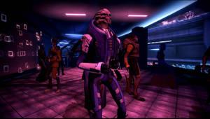 Mass Effect 3 Techno Turian Dreamscene