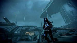 Mass Effect 3 Tali on Despoina Dreamscene