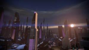 Mass Effect 2 Illium Dreamscene