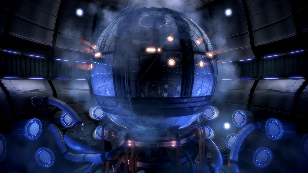 Mass Effect 3 SR2 Core Dreamscene by droot1986