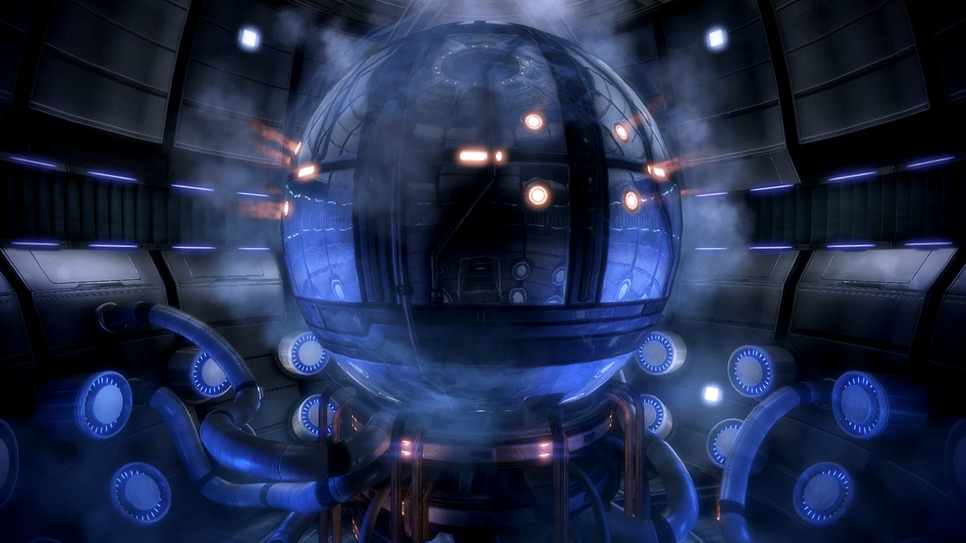 mass effect 3 dreamscene