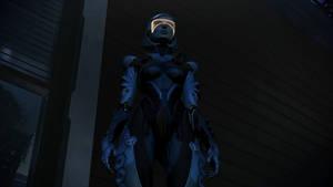 Mass Effect 3 EDI Dreamscene