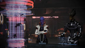 Mass Effect 3 Omega Is Mine Dreamscene
