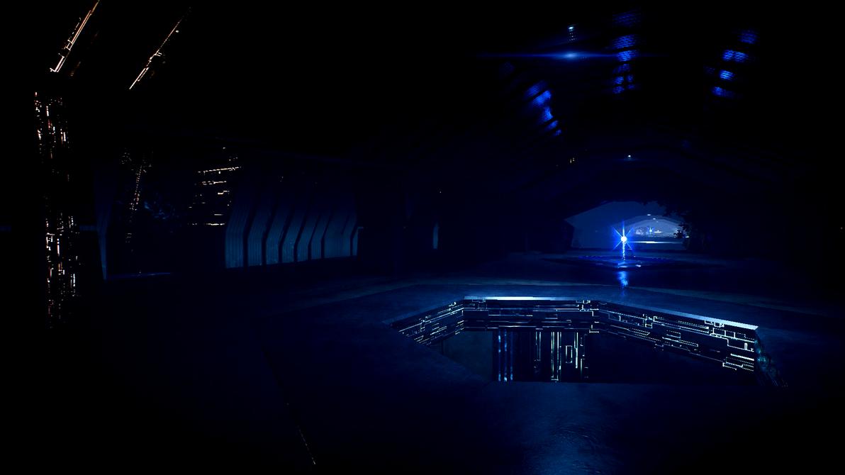 Mass Effect Andromeda Broken Vaut I by droot1986