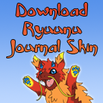 +Eastern Ryuunu - Journal Skin+ by Cachomon