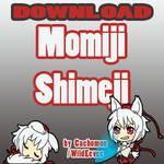 Momiji Inubashiri Shimeji +FREE+