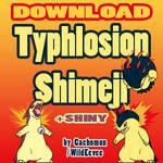 Typhlosion Shimeji +FREE+ [+shiny]