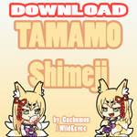 Tamamo Shimeji +FREE+
