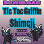 Tic Toc Griffin Shimeji [D/L] [NSFW-]