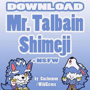 MrTalbain Shimeji [D/L] + [NSFW]