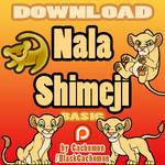 Nala Cub Shimeji [D/L]