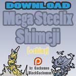Mega Steelix Shimeji [D/L] [+shiny][+NewMechanics]