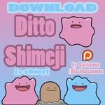 Ditto Shimeji [D/L] [+shiny]