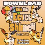 Rick the Eevee Shimeji [D/L]