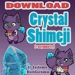 Crystal Froststorm Shimeji [D/L]