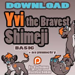 Yvi the Bravest Shimeji [D/L]