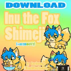 Inu the Fox Shimeji [D/L]
