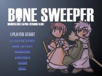 Bone Sweeper by JohnSu