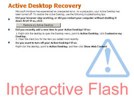 Active Desktop Recovery by JohnSu