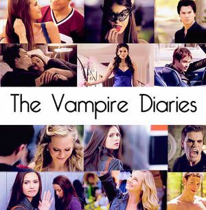 The Vampire Diaries PSD