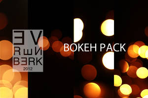 Bokeh Pack 1 by thengy