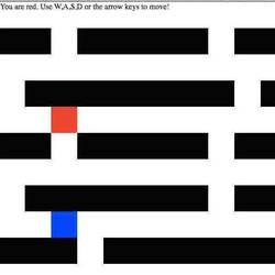 Dijkstra's Algorithm - Maze