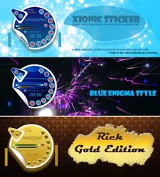 Xionic Sticker by 878952