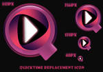 QuickTime Replacement Icon