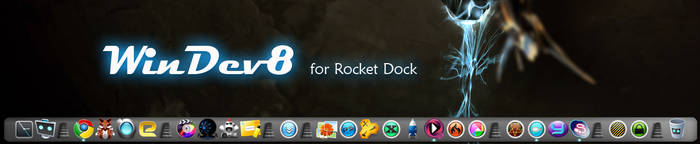 WD8 for RocketDock
