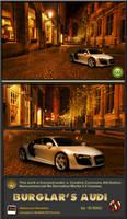 Burglar's Audi