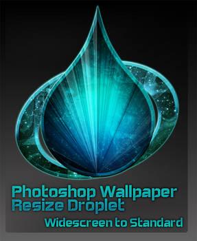 Photoshop Resize Droplet