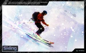 Skiing Wallpaper Pack