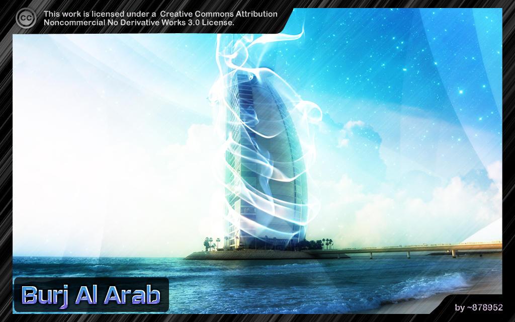 Burj Al Arab by 878952