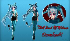 TDA Devil Elf Hatsune -DL