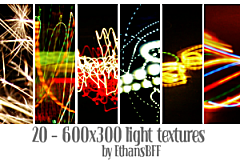 Light Textures 01 by EthansBFF